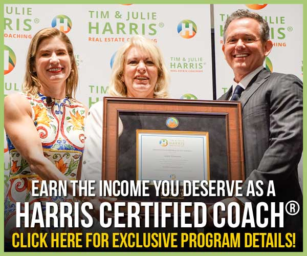 Learn More About Becoming A Harris Certified Coach Today!
