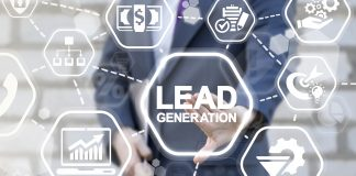 This is a picture of lead generation icon